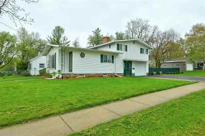 Oshkosh Single Family Home Active-No Offer: 702 Hawk