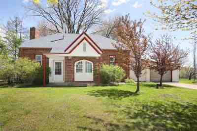 Shiocton Single Family Home Active-No Offer: N6292 Hooyman