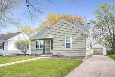 Green Bay Single Family Home Active-No Offer: 1133 11th
