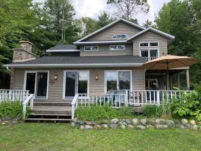 Oconto County Single Family Home Active-No Offer: 17237 Timber