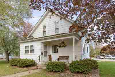 Appleton Single Family Home Active-No Offer: 136 S Walter