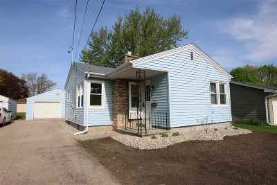 Oshkosh Single Family Home Active-No Offer: 329 Guenther