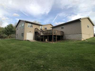 Shawano County Single Family Home Active-No Offer: N6804 Sequoia