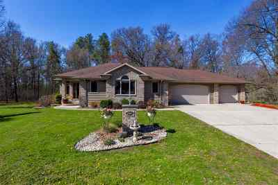 Oconto Single Family Home Active-No Offer: 354 Oak