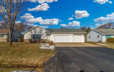 Appleton Single Family Home Active-No Offer: N255 Lavender