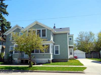 Oshkosh Multi Family Home Active-No Offer: 734 Franklin
