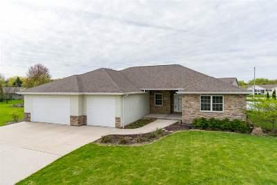 Appleton Single Family Home Active-No Offer: 1312 Rita