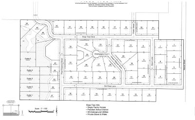 Appleton Residential Lots & Land Active-No Offer: Rose Tree