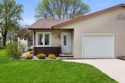 Appleton Single Family Home Active-No Offer: 2409 S Schaefer