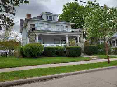Oshkosh Single Family Home Active-No Offer: 217 W 11th