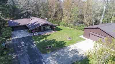 Waupaca Single Family Home Active-No Offer: E812 Mynard