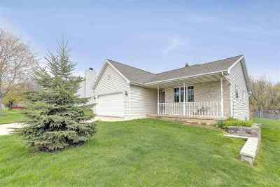 Green Bay Single Family Home Active-No Offer: 1346 Hillcrest