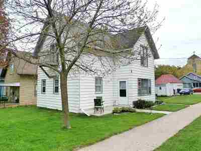 Kaukauna Multi Family Home Active-No Offer: 127 W 6th