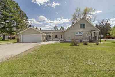 Crivitz Single Family Home Active-No Offer: 717 Anderson