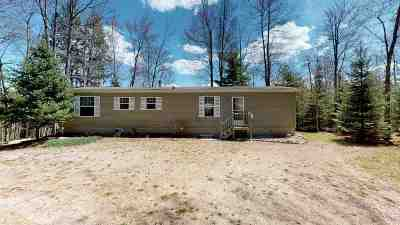 Mountain Single Family Home Active-No Offer: 15002 Sunrise