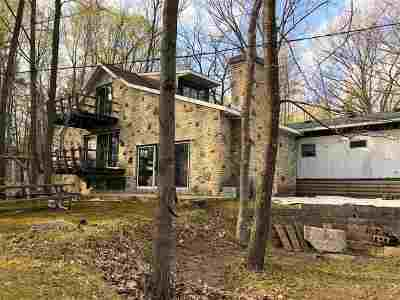 Suring WI Single Family Home Active-No Offer: $189,900