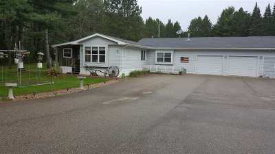 Waupaca Single Family Home Active-No Offer: N1841 William