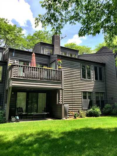 Green Bay Condo/Townhouse Active-No Offer: 12 Webster Heights