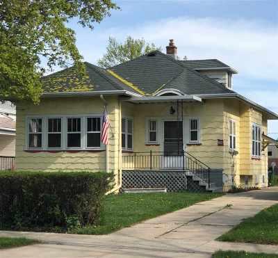 Oshkosh Single Family Home Active-No Offer: 668 W 4th