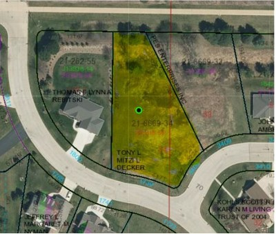 Green Bay Residential Lots & Land Active-No Offer: 1730 E Sonata