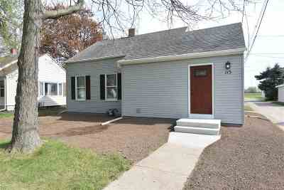 Kimberly Single Family Home Active-Offer No Bump: 115 E 3rd