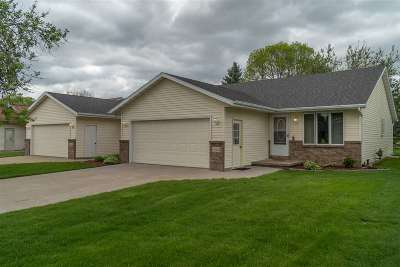 Appleton Multi Family Home Active-No Offer: 1424 W Weiland