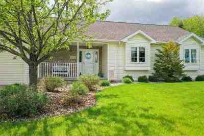 Appleton Single Family Home Active-Offer No Bump: W2407 Greenspire