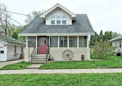 Oshkosh Single Family Home Active-Offer No Bump: 13 W Bent