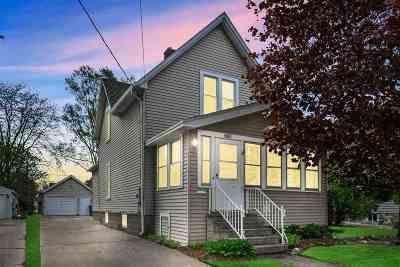 Oshkosh Single Family Home Active-No Offer: 1418 Spruce
