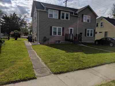 Menasha Multi Family Home Active-Offer No Bump: 816 Milwaukee