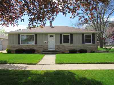 Appleton Single Family Home Active-No Offer: 2219 N Racine