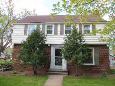 Appleton Single Family Home Active-No Offer: 600 E Roosevelt