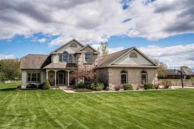 De Pere Single Family Home Active-Offer No Bump: 2881 Oak Stream