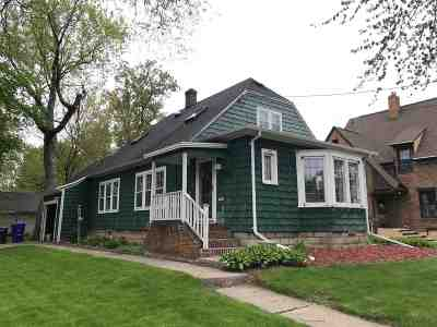 Appleton Single Family Home Active-No Offer: 1038 E Eldorado