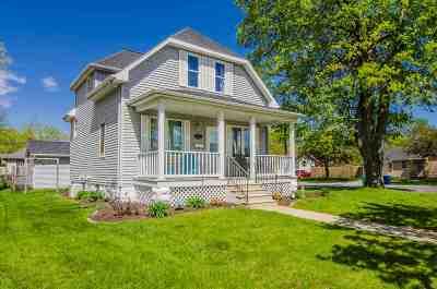 Green Bay Single Family Home Active-Offer No Bump: 1183 Day