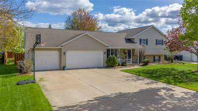 Appleton Single Family Home Active-Offer No Bump: 25 Strawberry