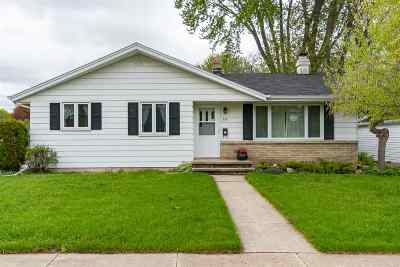 Appleton Single Family Home Active-No Offer: 219 S Christine