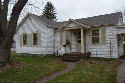 Waupaca Single Family Home Active-Offer No Bump-Show: 420 North