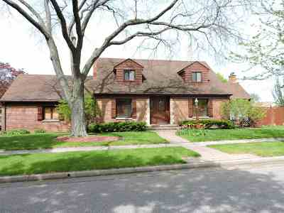 Appleton Single Family Home Active-No Offer: 2113 N Summit