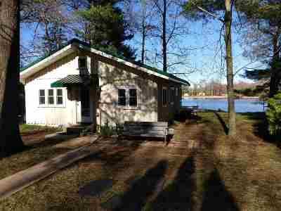 Peshtigo Single Family Home Active-Offer No Bump: N3070 River Bend