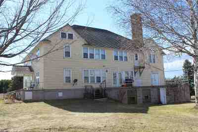 Shawano County Single Family Home Active-No Offer: N3522 N Broadway