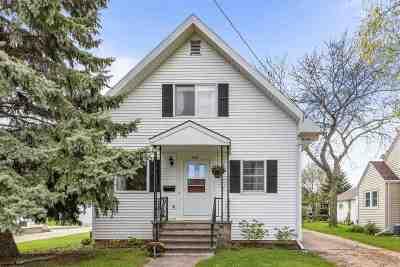 Oshkosh Single Family Home Active-No Offer: 1251 Western