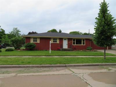 Appleton Single Family Home Active-No Offer: 1817 W Grant