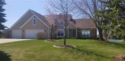 Howard, Suamico Single Family Home Active-No Offer: 2629 Longview
