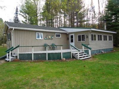 Townsend WI Single Family Home Active-No Offer: $169,900