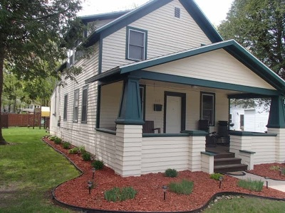Shawano Single Family Home Active-No Offer: 617 S Lafayette