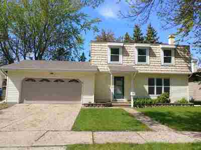 Appleton Single Family Home Active-Offer No Bump: 1212 W Grant