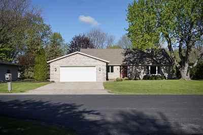 Appleton Single Family Home Active-Offer No Bump: 3565 N Oneida