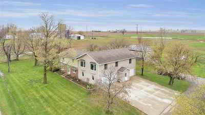Pulaski Single Family Home Active-No Offer: W1528 Hwy 156