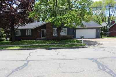 Oshkosh Single Family Home Active-No Offer: 945 Nicolet